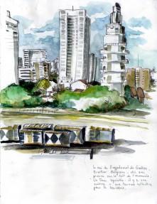 Quartier Belgrano à Buenos aires