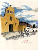 l'église de Cachi