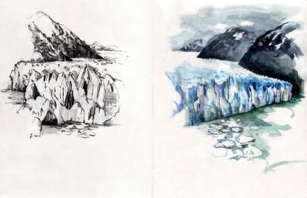 Glacier du Perito Moreno