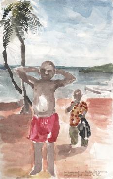 plage de Bopa