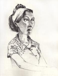 receptionniste Mui Ne