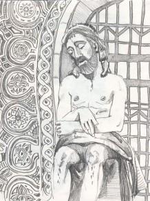 Le Christ du couvent de Tomar