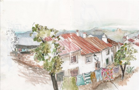 Le beau village de Marvão