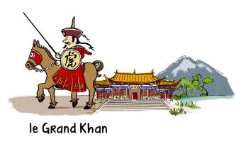 Le grand Khan